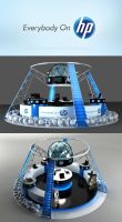 HP Dome 1 by Naasim