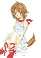 Mew Toto by Tamao