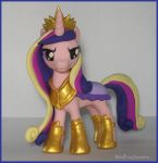 Armored Cadance by MadPonyScientist