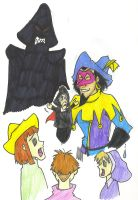 Clopin's Demise by Rinkusu001