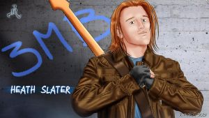 Heath Slater - 3MB by Roselyne777