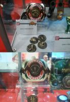 New Mighty Morphin Power Rangers Toy Power Morpher by DoctorWhoOne
