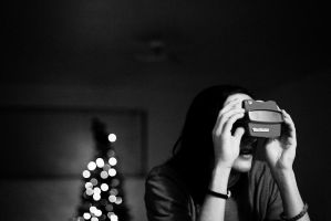 Michael, Viewmaster by BurlapZack