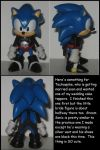 Groom Sonic custom by Wakeangel2001