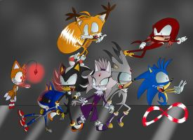 HAPPY HALLOWEEN SONIC (JUNIOR) 2012 by SILVERtheHEDGEHOGyes