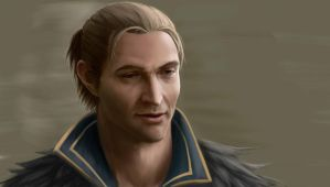 Dragon Age 2: Anders by Splintter