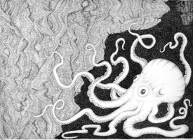 Octopus by bhanson
