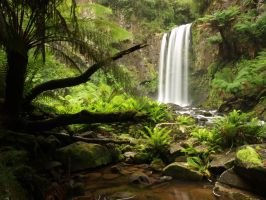 Water Stock - Hopetoun Falls by cbidgie