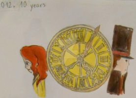 012: 10 years by Lalottered