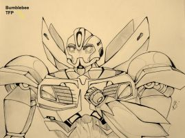 TFP: Bumblebee ~ by BlueFire795