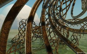 Spiral thing v2 by ralfmaeder