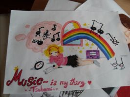 Music is my thing by Lelias