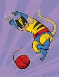 Wolverine Cat by the-frizz