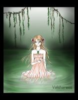 Lily Cave by Valsharess