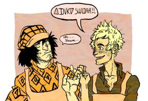 Pinkie Swears - International by Kuped