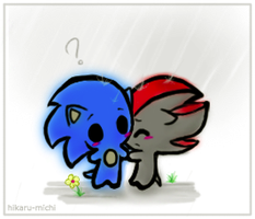 ::Protect Me, Sonic:: by hikaru-michi