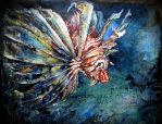 Lionfish by The-ManWhoLaughs