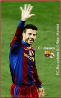 FC Barcelona 5-0 Real Madrid by DaShiR