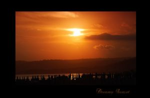 Dreamy Sunset by Nataly1st