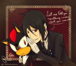 Shadow and Sebastian let me tell you by idolnya