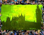 A View of Westminster Palace by Kamikashi