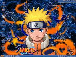 Naruto by b1uesummers