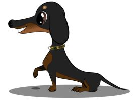 MLP Miniature Dachshund by ASimpleRarity