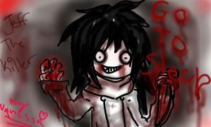 Jeff The Killer by Sugarsugarlove