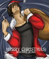 Merry Christmas 2006 by HolyDemon