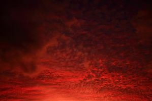 Armageddon Sunset by sculpted1
