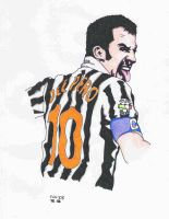 alex del piero by sminobs