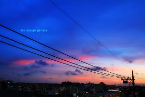 Evening_glow by iso-50