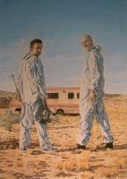 Breaking Bad by Olivier-C