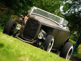 '32 Ford Roadster I by AmericanMuscle