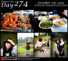 Day 274 - October 1st, 2011 by AeroStrike
