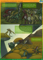 Accidental Elemental: Prologue, page 11 by SekoiyaStoryteller