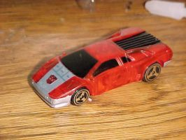 Spychanger Windcharger - Car by Dr-Syn