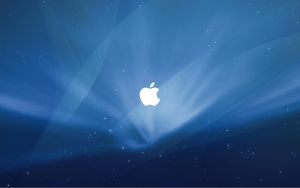 Apple Aurora Logo by zamota