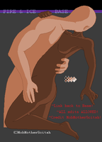 Fire and Ice BASE by MobMotherScitah