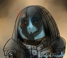 Ronan the Accuser by RennaLorie