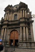 Quito church 1, Ecuador by wildplaces