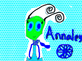 Annaley (A newer version of how she looks) by Annaley