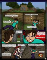 Minecraft: The Awakening Pg22 by TomBoy-Comics