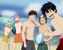 ANE Boys Summer by Narusailor