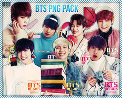 Bts Png Pack #1 by Angelicapark