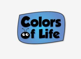 Colors of Life Logo by Alley9