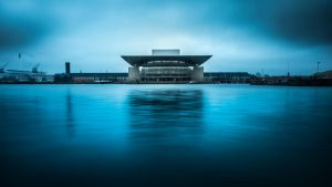 The Royal Danish Opera by tuebengtsson