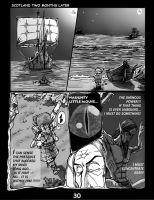 Pih McNy: the comic -page 30 by ArtBennyRGrau