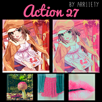 Arriiety Action 27 by Arriiety