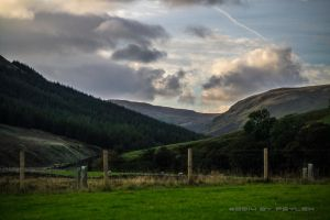 Somewhere in Cumbria / UK / 2014-09 by Psylex-Photos